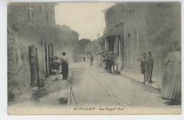 SAINT JULLIEN - La Grand'Rue - Otros Municipios