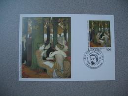 Carte-Maximum 1993   N°  2832 - Maximumkarten