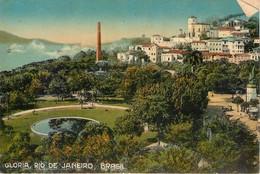 CPA Amérique - Brésil - Gloria Rio De Janeiro 1930 - Rio De Janeiro
