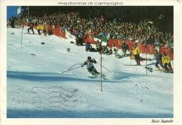 Madonna Di Campiglio (Trento) Campionati Del Mondo Sci Alpino, (Gara Di Slalom 12/1996 Alberto Tomba?? - Sport Invernali