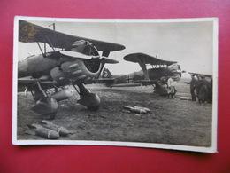 AVIONS ALLEMANDS BOMBARDIERS CARTE PHOTO - 1939-1945: 2ème Guerre