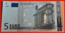 ESPAÑA  BILLETE DE 5.00 €  SIN CIRCULAR SERIE V11724601198 ESPAÑA  DEL AÑO 2002 - EURO
