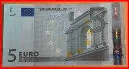 ESPAÑA  BILLETE DE 5.00 €  SIN CIRCULAR SERIE V11724601189 ESPAÑA  DEL AÑO 2002 - EURO