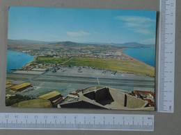 GIBRALTAR - AERODROMO -  GIBRALTAR -   2 SCANS  - (Nº26829) - Gibraltar