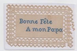 """Canivet """" Bonnes Fête A Mon Papa """" (lot Pat 17) - Vieux Papiers"""