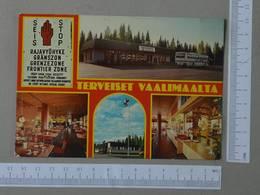FINLAND - AIMOANNOS -  VAALIMAA -   2 SCANS  - (Nº26833) - Finlande