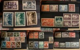 Pologne - Lot De Timbres Des Années 1940 - Majorité Neufs * - Des Séries Complètes - Cote + 130 - Timbres