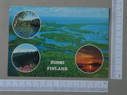 FINLAND - DIVERS ASPECTS -  SUOMI -   2 SCANS  - (Nº26835) - Finlande