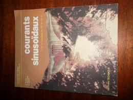 COURS D'ELECTRICITE - COURANTS SINUSOÏDAUX 1ere F1 Et Terminales F4, F6, F9, F10, H - Livres, BD, Revues