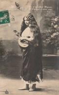 Carte Postale Ancienne Fantaisie - Femme - Mignon - Femmes