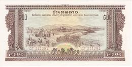 BILLETE DE LAOS DE 500 KIP AÑOS 1968-1975 (BANKNOTE) SIN CIRCULAR-UNCIRCULATED - Laos
