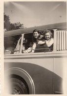 Original Photo Vintage Girls - Anonyme Personen