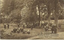 HULDENBERG --  Klooster Der Zusters Annonciaden - Park.   (2 Scans) - Huldenberg