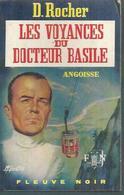 FLEUVE NOIR - ANGOISSE  N° 179  -   D. ROCHER  -  FANTASTIQUE / ANTICIPATION - Fleuve Noir