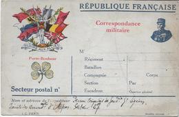 Correspondance Militaire-MO - Militaria