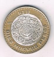10 PESOS 1993  MEXICO /8694/ - Mexique