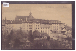 FRIBOURG - INSTITUT SAINTE URSULE - TB - FR Fribourg