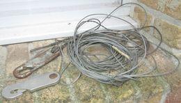 Cables Et Mousquetons Kit De Canot De Survie Aeronavale Indo - Equipement