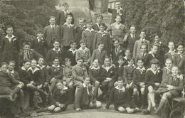 Photo - à Identifier Belgique - 1er Préparatoire B (1927 - 1928). (2 Scans) - Photographs