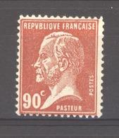 France  :  Yv  178   ** - 1922-26 Pasteur