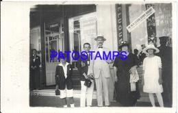 105136 ARGENTINA MAR DEL PLATA NEGOCIO CASA DE FOTO YEAR 1923 POSTAL POSTCARD - Argentina