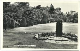 Real Photographic Postcard COUNCIL OFFICE GROUNDS - HESWALL - Postally Used 1961 - England