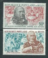Bénin  N° 512 / 13  X 100ème Anni. De La Mort Du Compositeur Jacques Offenbach. Les 2 Vals  Trace De Charnière Sinon TB - Bénin – Dahomey (1960-...)