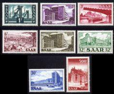 Sarre 1952 Yvert 306 / 308 - 310 / 312 -314 / 315 ** TB Bord De Feuille - Neufs
