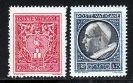 Vatican 1940 Yvert 90 - 92 ** TB - Neufs
