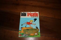 BIBI FRICOTIN  Campeur  1980 - Bibi Fricotin