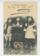 ASIE - CHINE - CHINA - PEKIN - PEKING - TIEN TSIN - Femmes Chinoises - Chinese Women - Chine