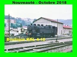 AL 536 - Loco 141 TA 353 En Gare - TULLE - Corrèze - SNCF - Tulle