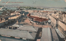 ***  GIBRALTAR ***  GB - Espagne - GIBRALTAR  Moorich Market - PLI - - Gibraltar