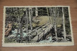 6689-  VALLEE DE LA HOEGNE,  PONT DU RENARD - 1949 - Spa