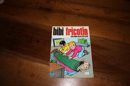 BIBI FRICOTIN  Déménageur  1980 - Bibi Fricotin