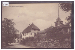 RECHTHALTEN - TB - FR Fribourg