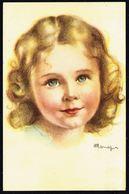 ENFANT - Portrait D'une Fillette - Circulé - Circulated - Gelaufen - 1953. - Enfants