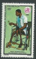 Bénin  N° 522 X  Année Internationale Des Personnes Handicapées,  Trace De Charnière Sinon TB - Bénin – Dahomey (1960-...)