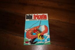 BIBI FRICOTIN  Naufragé Volontaire  1981 - Bibi Fricotin