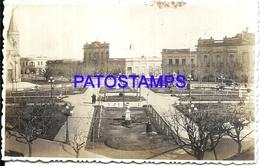 105151 ARGENTINA MERCEDES BUENOS AIRES VISTA DE LA PLAZA SQUARE POSTAL POSTCARD - Argentina