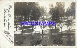 105154 ARGENTINA LA PAMPA SANTA ROSA PLAZA BARTOLOME MITRE POSTAL POSTCARD - Argentina
