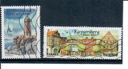 5243 Kaysersberg & 5244 Ploumanach-phare - France