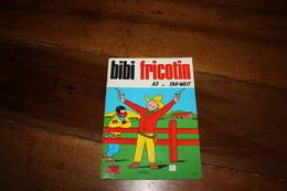 BIBI FRICOTIN  AS Du Far-west  1983 - Bibi Fricotin