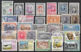 Honduras Lot De 29 Tp 1878-19xx - Honduras