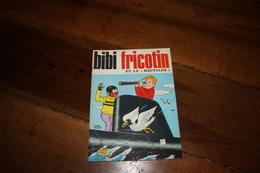 BIBI FRICOTIN  Et Le Nautilus  1980 - Bibi Fricotin