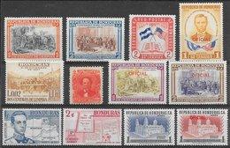 Honduras Lot De 12 Tp 1893-19xx * - Honduras