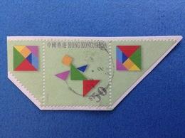 2009 HONG KONG CHINA FRANCOBOLLO USATO STAMP USED - $ 50 - 1997-... Regione Amministrativa Speciale Della Cina