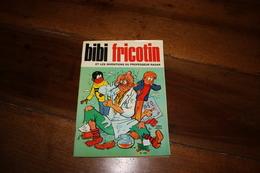 BIBI FRICOTIN  Et Les Inventions Du Professeur Radar  1976 - Bibi Fricotin
