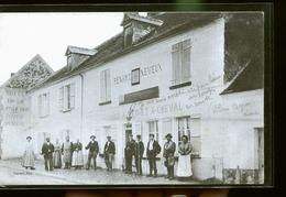 VILLERS AGRON LE CAFE                   RARE                   JLM - Villers Cotterets