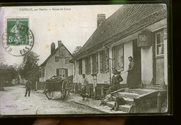 CAPELLE LE CAFE                   JLM - Sonstige Gemeinden